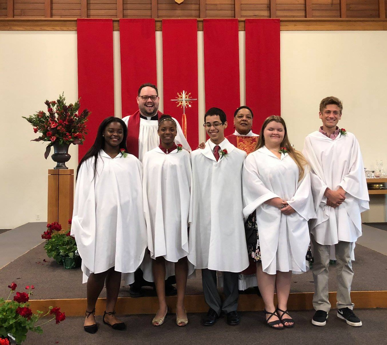 CONFIRMATION MINISTRY -