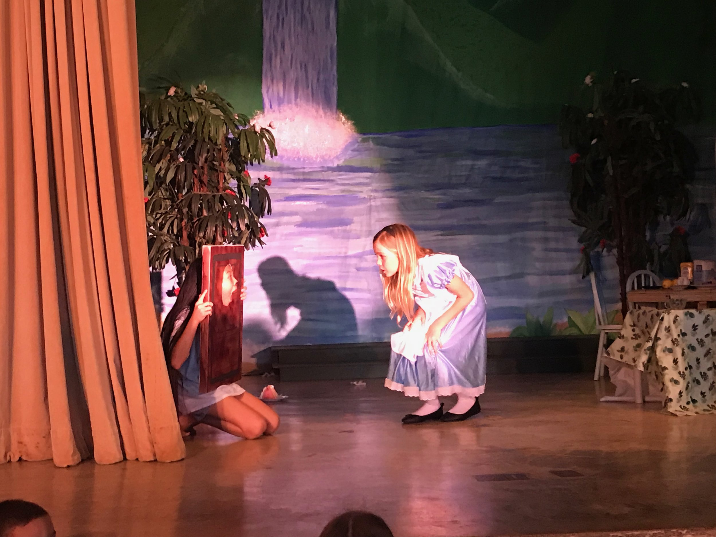 drama - Children love to use their imagination! What better way to enhance and balance out a day of academic learning with drama and theater!?