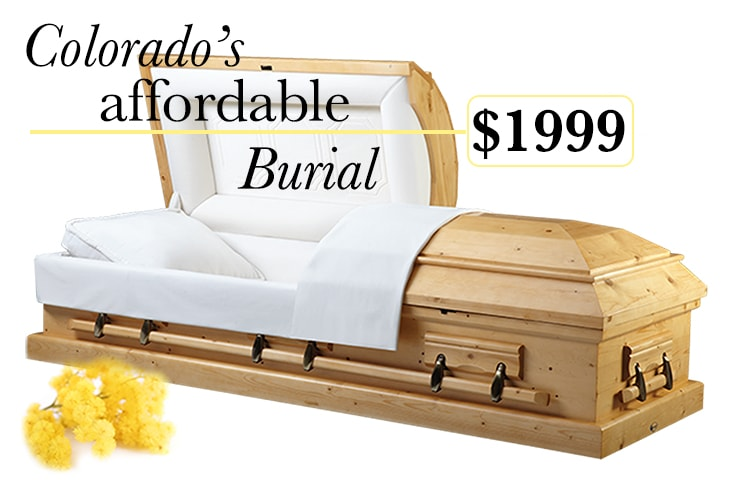 affordable funeral package