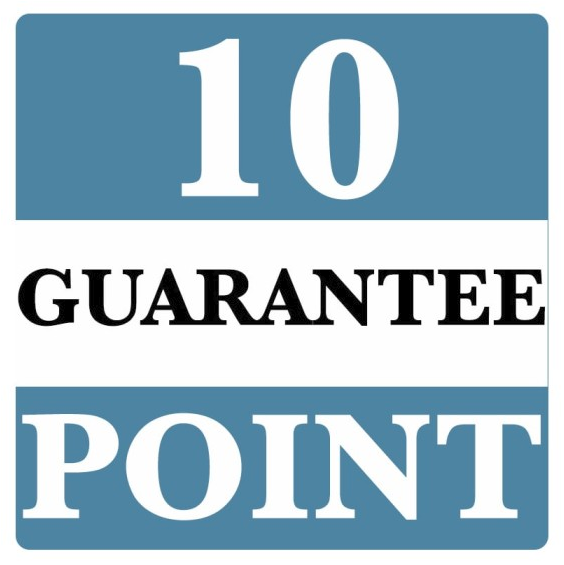 10 point cremation guarantee