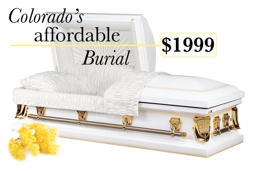 denver colorado affordable burial and funeral package kramer
