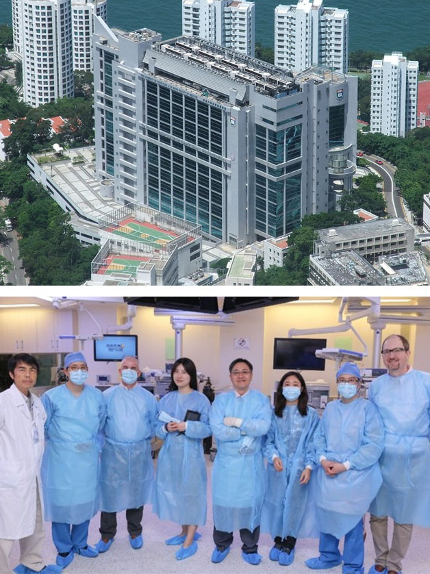 HKU Surgical Skills Centre hosts Lifespans workshop - 5 March 2019HONG KONG- A training session was held in preparation for the upcoming first human trial at QMH in collaboration with four HK public hospital surgeons, who described the performance of DTSS Hip Screw as 'excellent' regarding cut-through resistance during implantation.