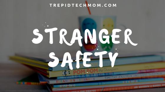 Stranger Safety Kids Books