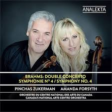 Brahms:Double Concerto -