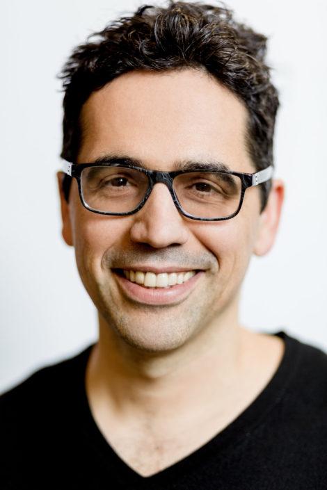 Composer Avner Dorman. Photo: Felix Grünschloß