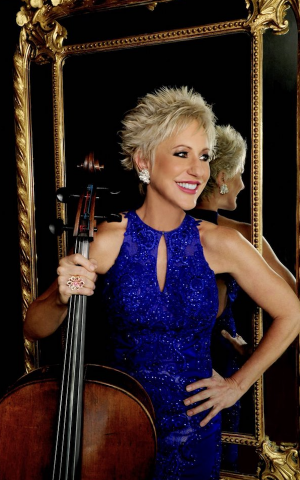 Cellist Amanda Forsyth. (Courtesy Swiss Global Art Management)