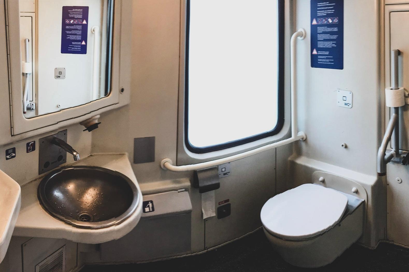 DB Toilette