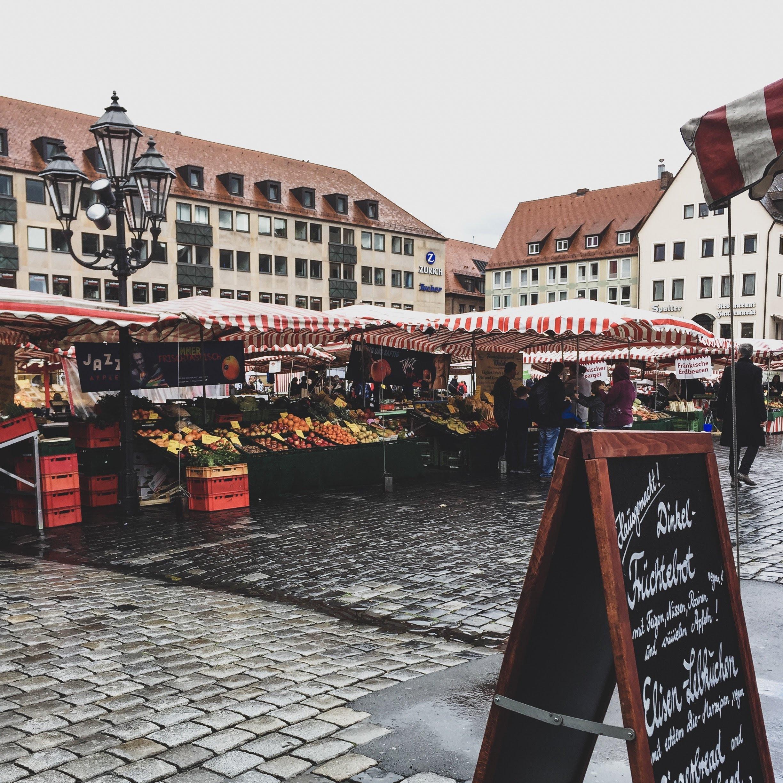 Nuremburg Market