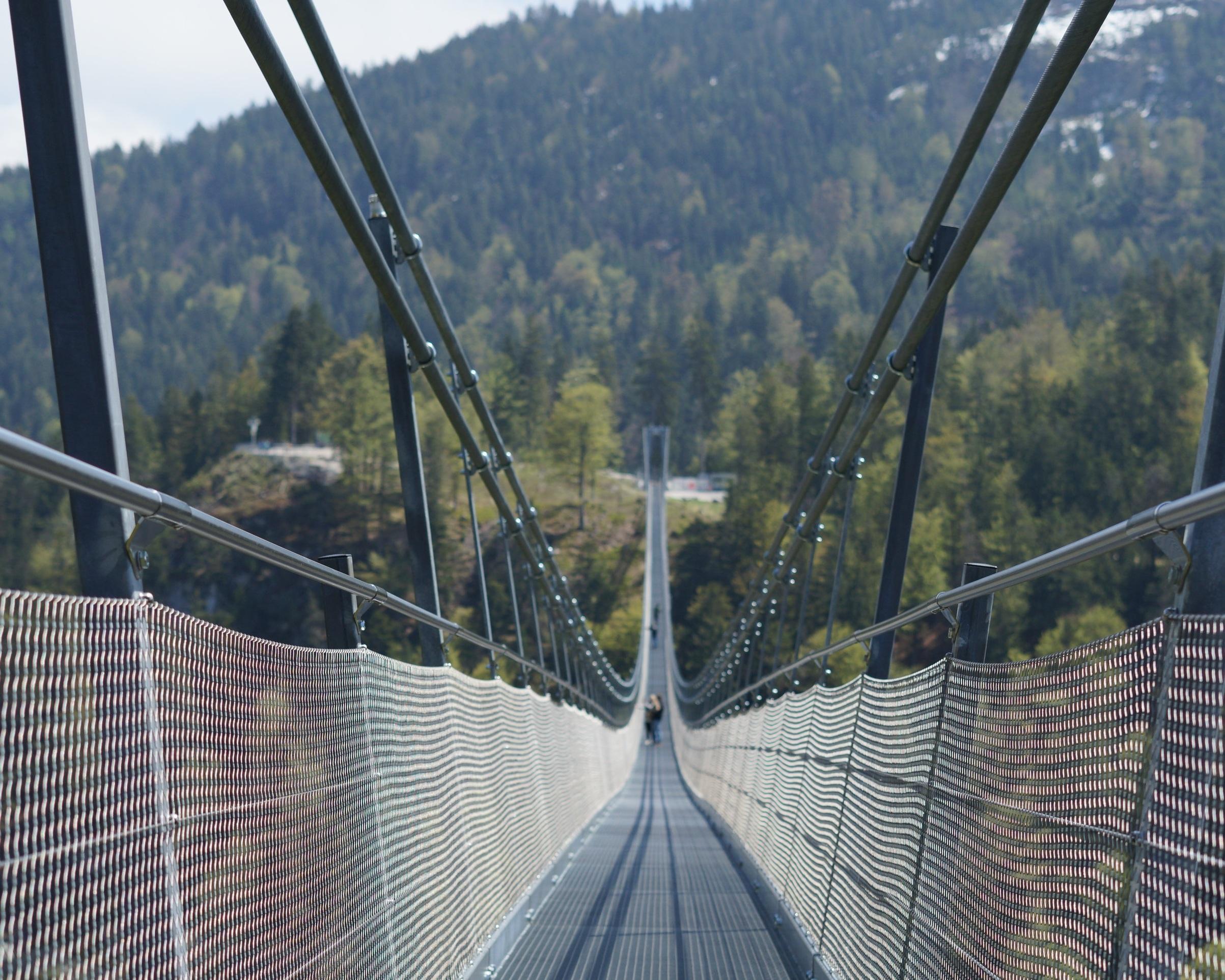 First Stop: Highline179 - Reutte, Austria