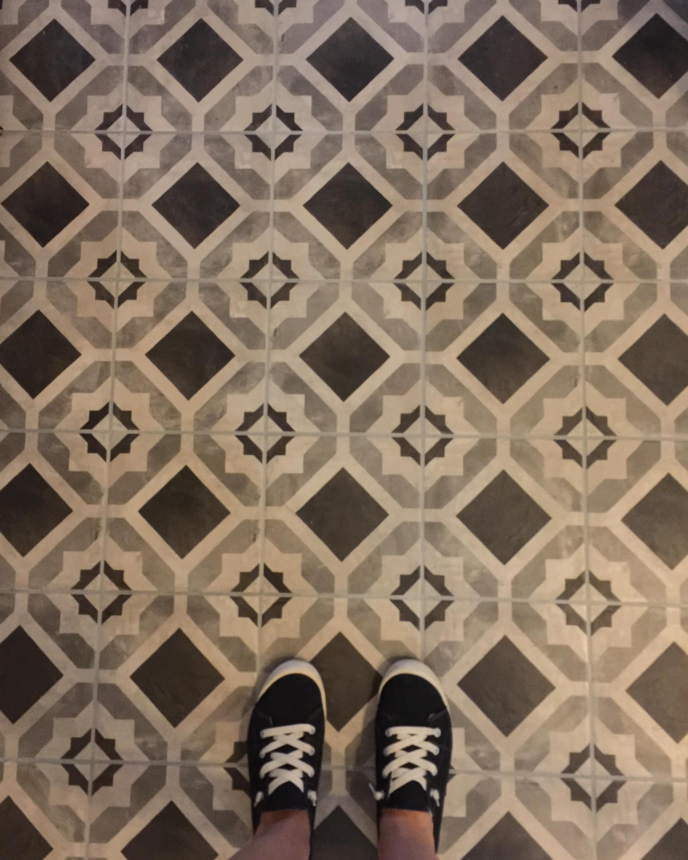 This tile! O_O