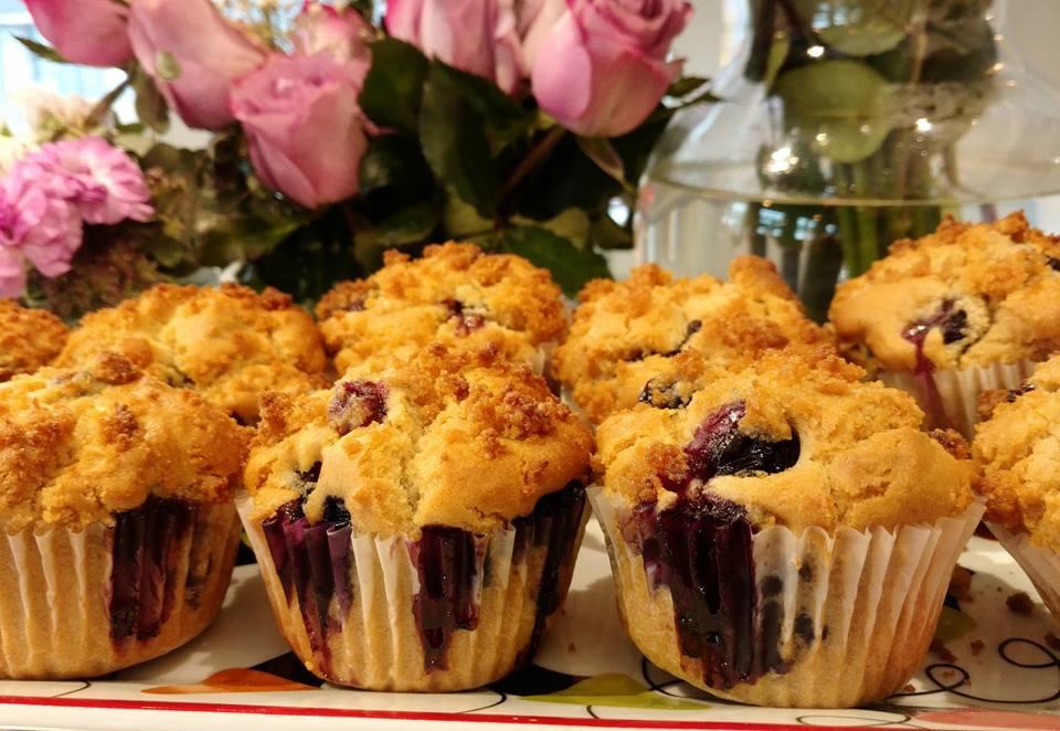 Muffins & Sweet Bread - BananaBanana PeachApple ZucchiniBlueberry