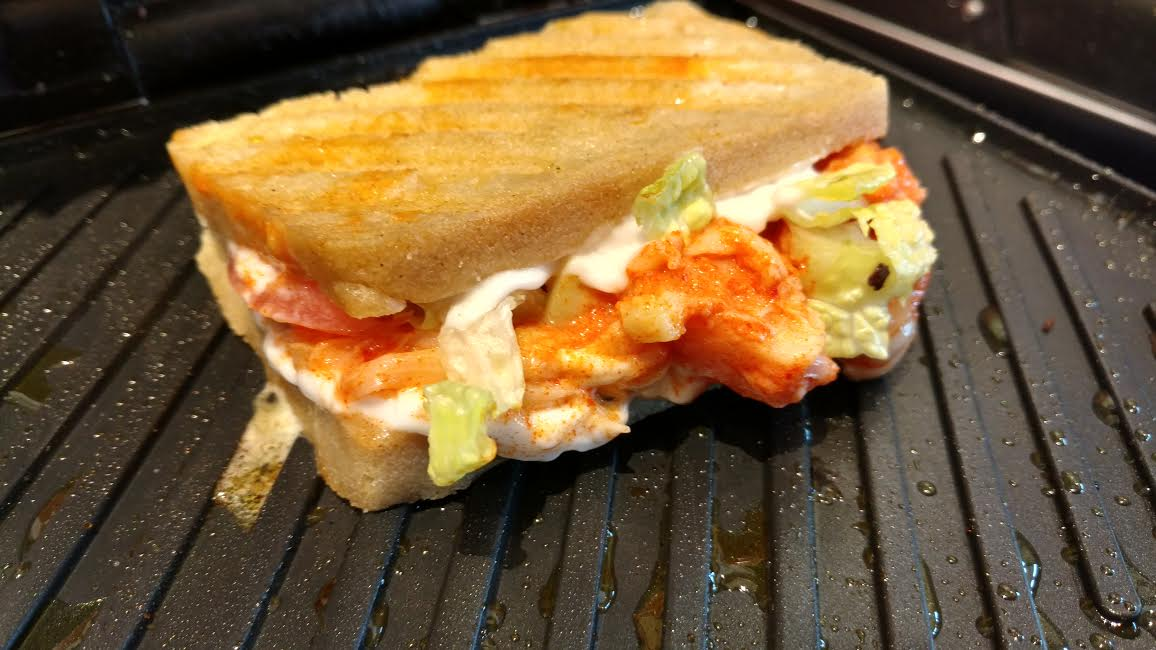 """Panini Menu 8am-6pm - The Fancy Fig- """"goat-less"""" cheeze, balsamic glaze, figs, sautéed onions, and local greensKick'n Chik'n- buffalo jack fruit, blue cheeze, tomato, and local greensFenway Pahhhk- Sa'sage, onion, and pepper paniniWinter Valley- roasted butternut squash, sage pesto, """"mozzarella"""", and caramelized onionsRoni Panini- """"mozzarella"""", house made red sauce, house made pepperoniSouthern Comfort- Sweet bourbon BBQ pulled """"pork"""" with house made slaw"""