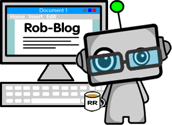 Rob-Blog - My own personal blog where I discuss all things educational, but with particular focus around Computing!