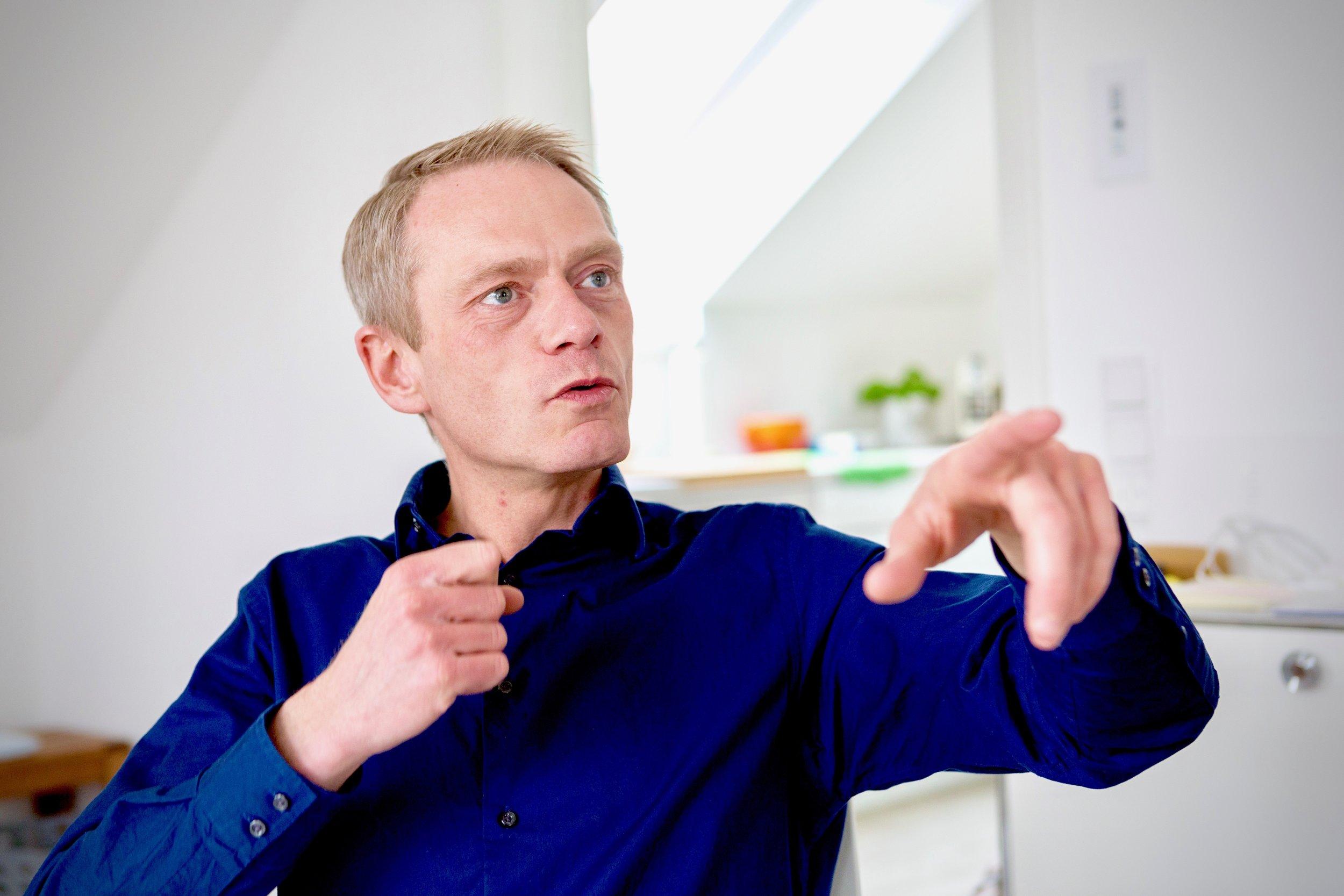 Lau H. Andreasen  Partner & Group Leader Denmark  LinkedIn  |  XING   Email  Tel +45 29 73 26 06