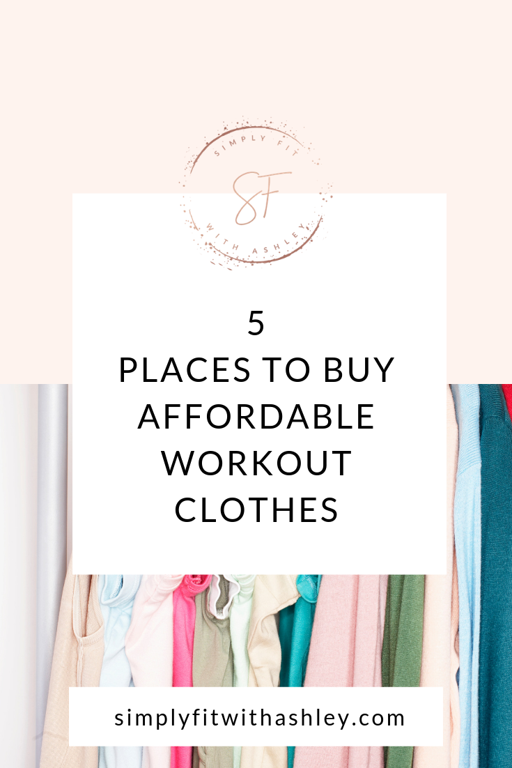 5 Places to Buy Affordable Workout Clothes.png