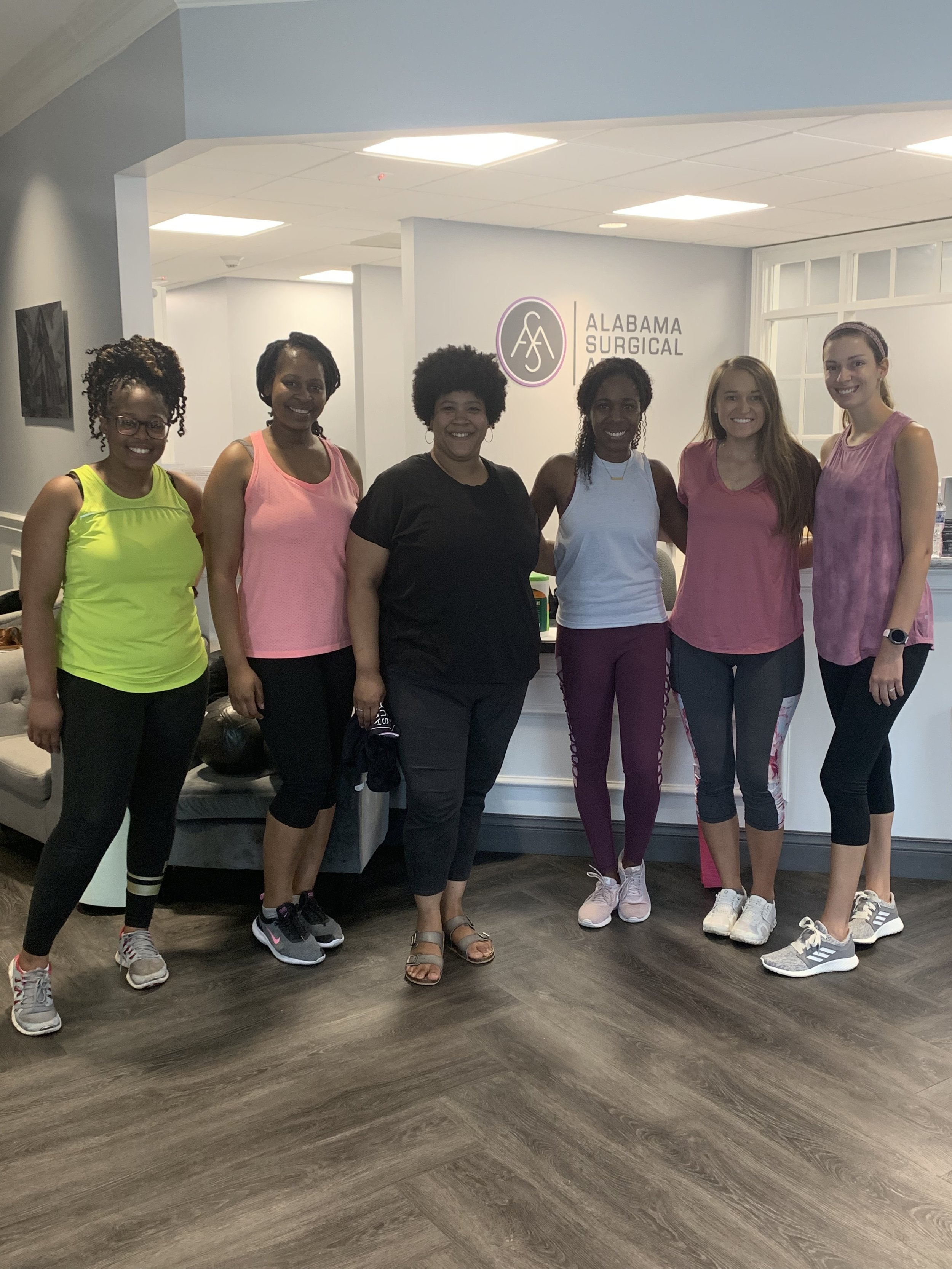 Moms & Mimosas - Grab your spot for an amazing 90 minute workshop that combines physical activity, mimosas, and a group discussion of a different topic every month.If you are local to the Montgomery, Alabama area this event is the perfect way to get an amazing workout and join a community of positive and like minded women who are also on their quest to be the healthiest that they can be.