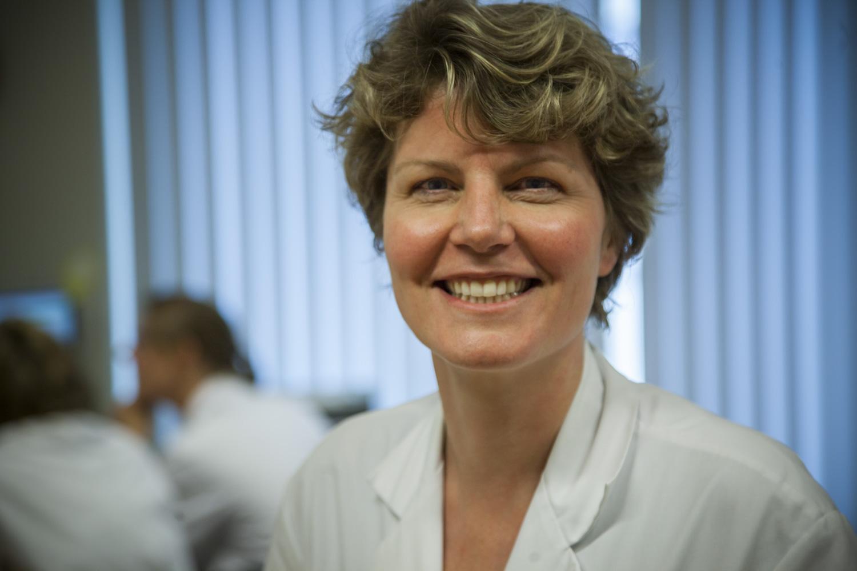 Monique C. Minnema - Jury de Patient Centraal