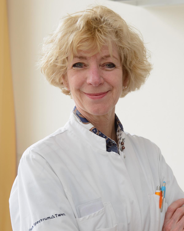 Tineke Duijts - Jury de Patient Centraal