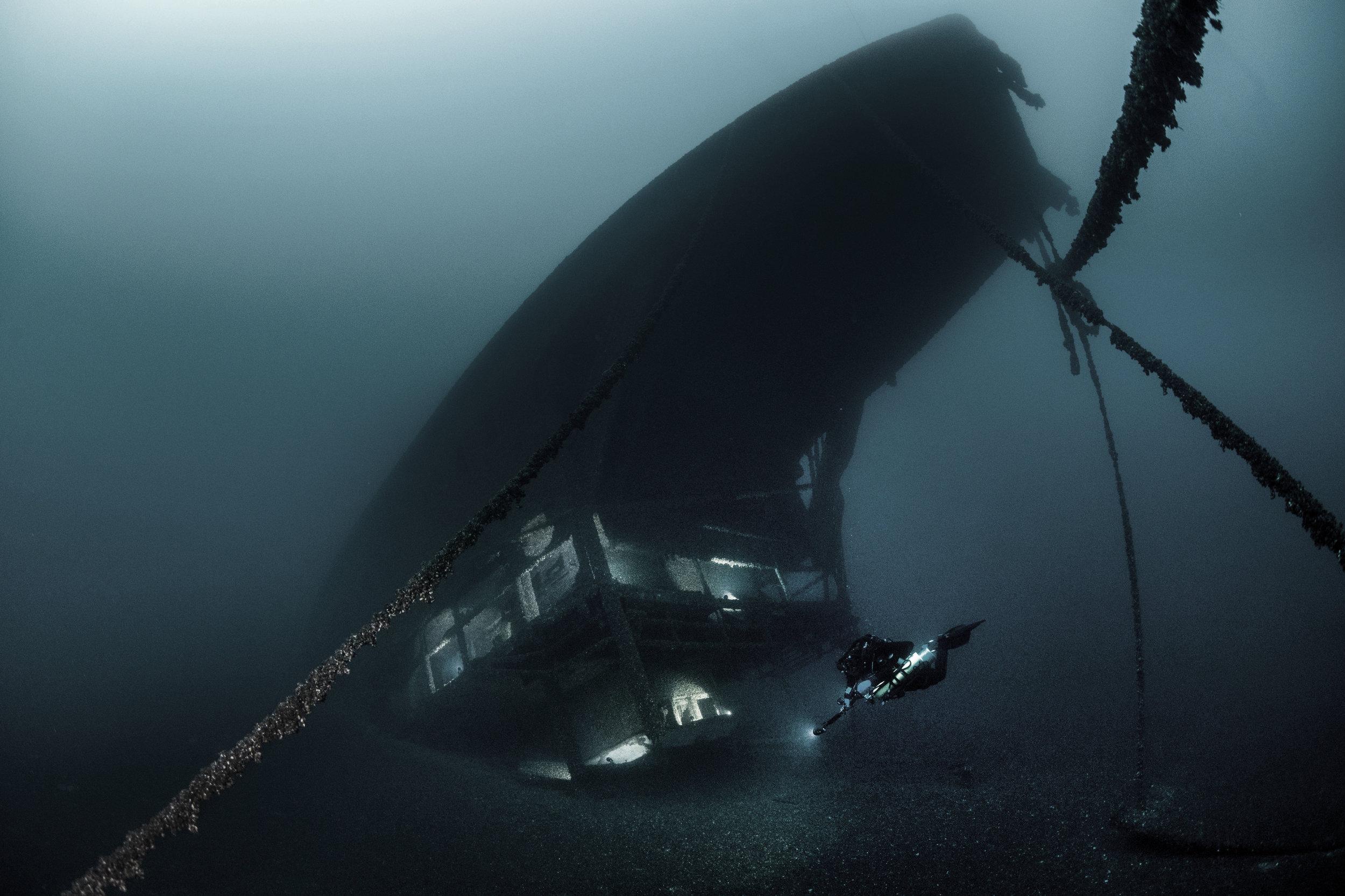 Ghost Ferry ©Becky Schott/UPY2019