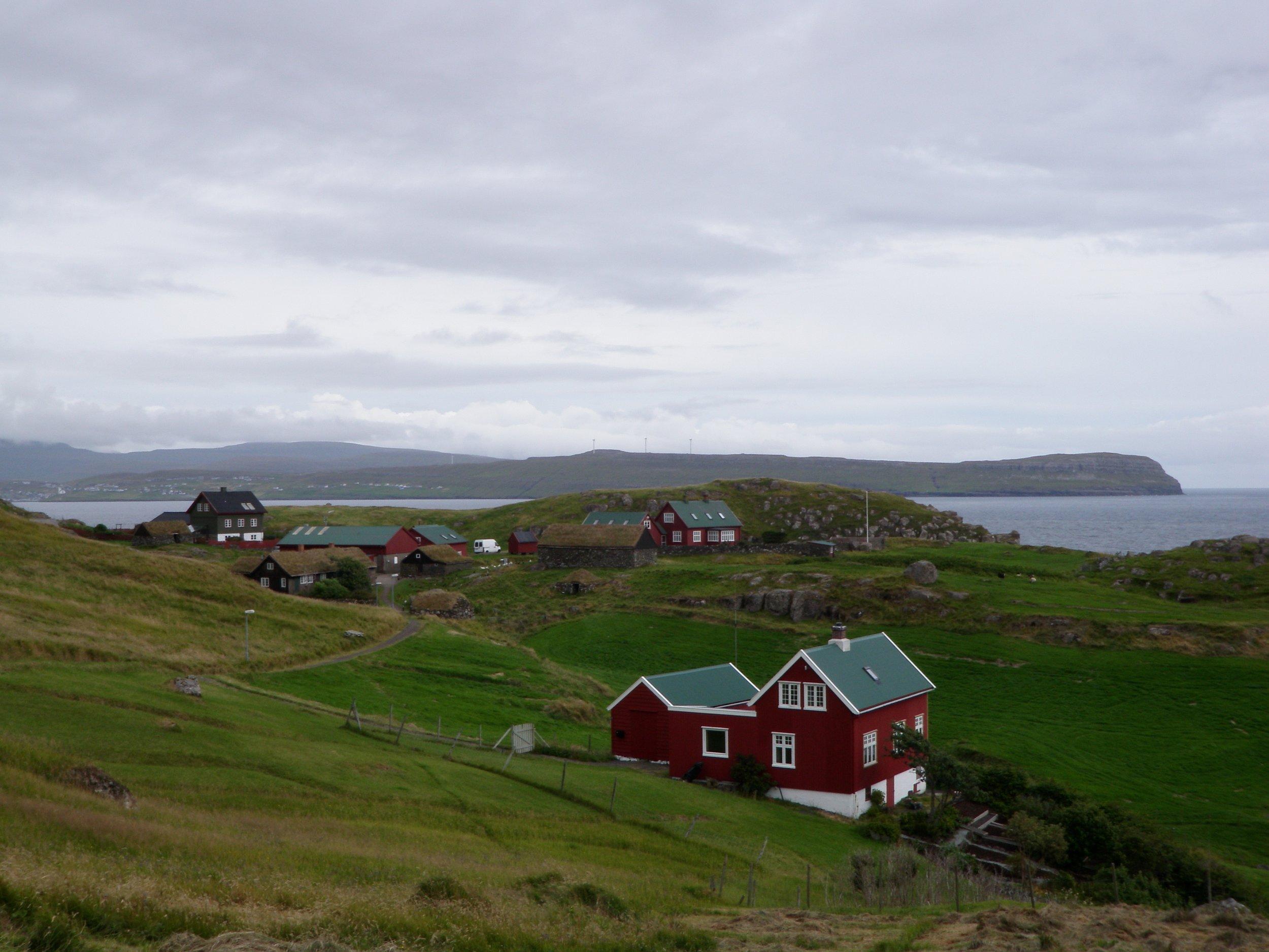 The Faroe Islands. Photo: Russell Fielding