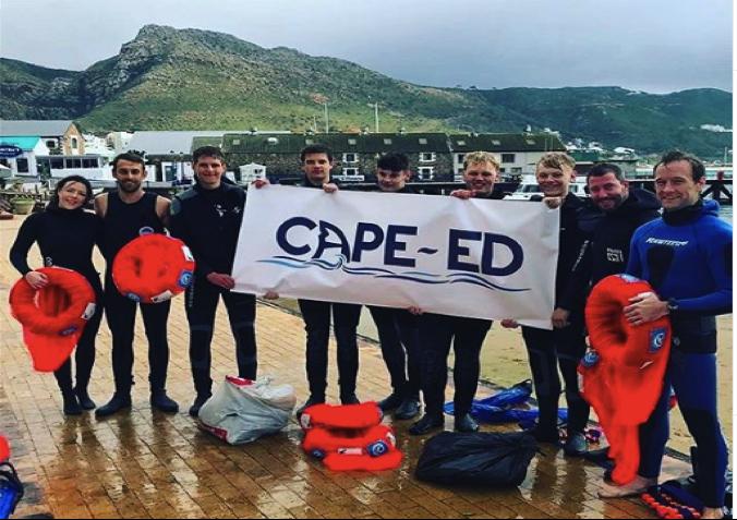 Cape RADD Team Photo! Photo: Cape RADD