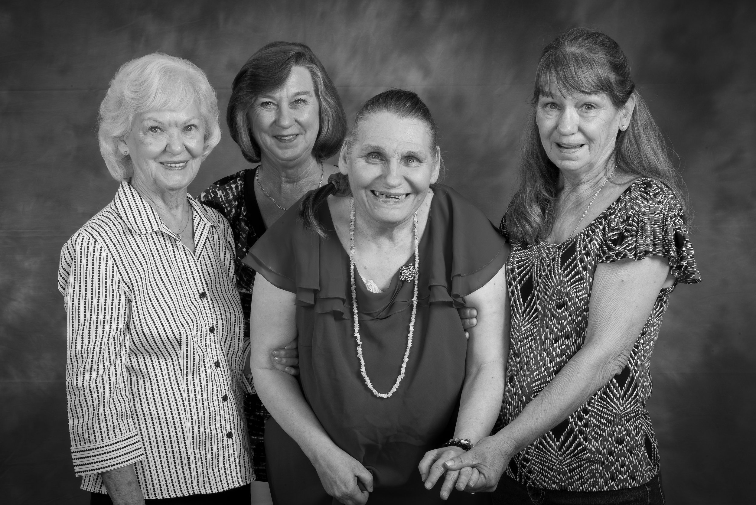 The Lawler Family - Veta, Joan, Karen and Jeri
