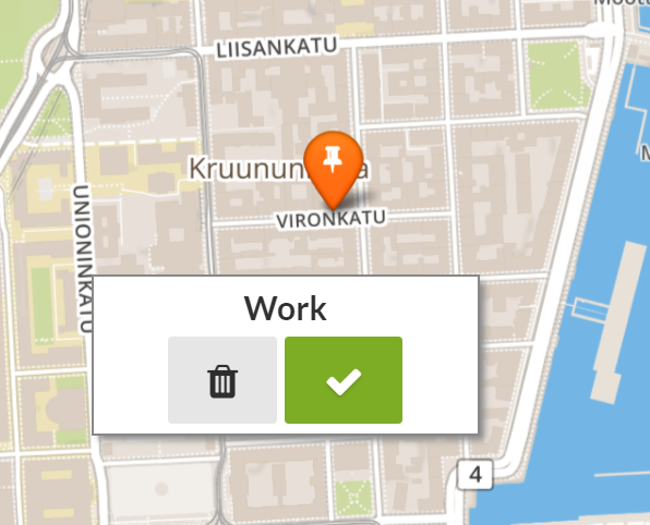 digital participatory platform -  maptionnaire