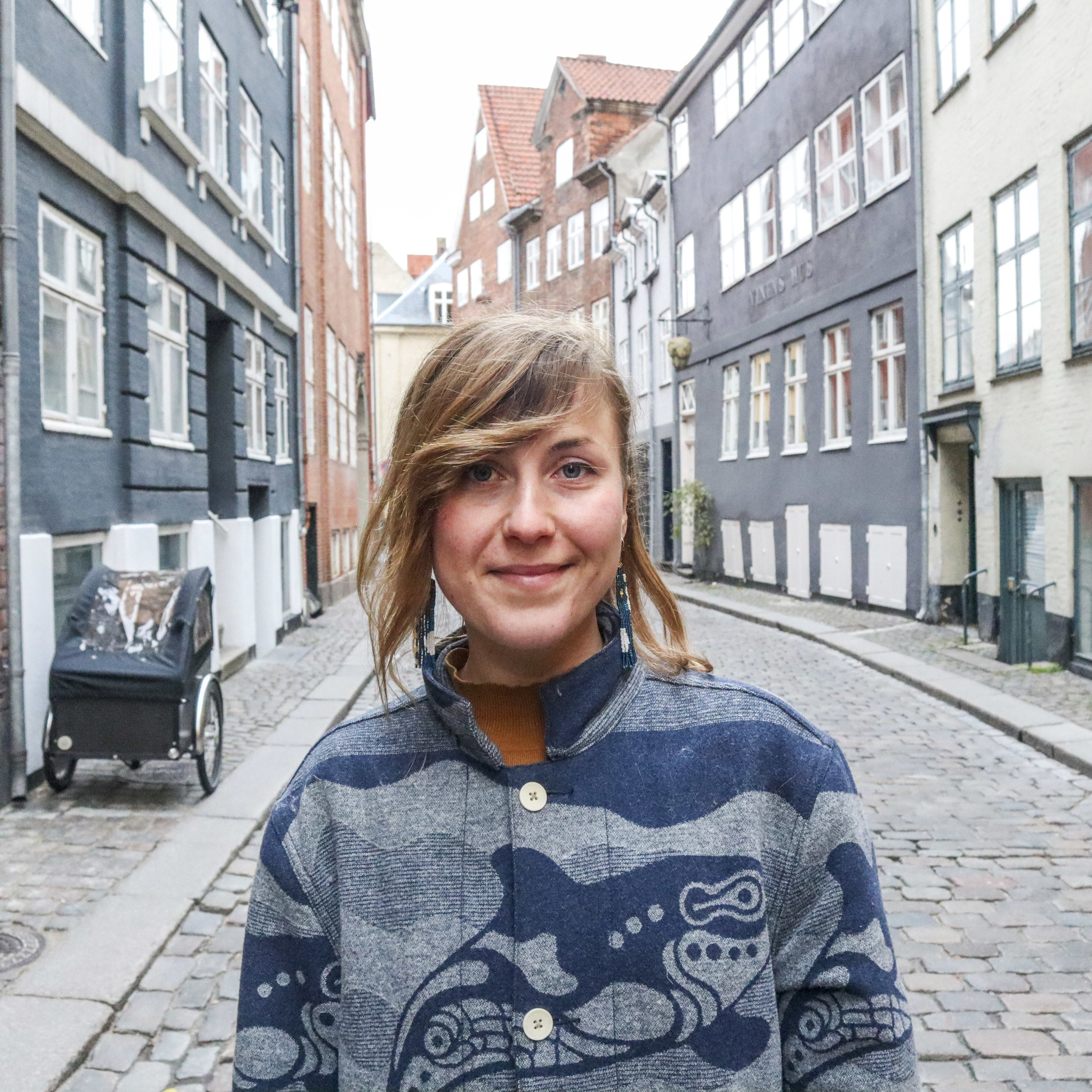 Erin Hauer Landscape architecture Copenhagen University - Erin is researching biocultural diversity of urban waterways and will use Maptionnaire for a local case study of citizen's perspectives on a stream restoration project.