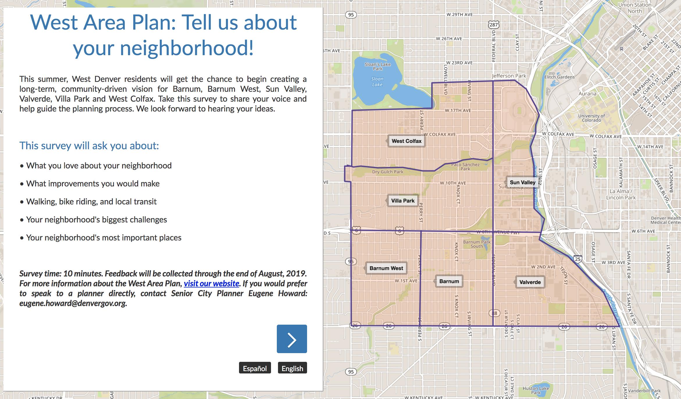West Area Plan - Digital participation in Denver.png