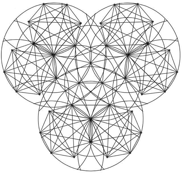 "Cover for the score of my opera/monodrama ""Multidão: I. Primeiro"" for Countertenor and Ensemble, with libretto by Nuno Cruz (@nuno.v.cruz), written for Rui Vieira (@rprv93). July 17/20, 2017  #geometricdrawing #geometry #geometryart #digitalart #digitaldrawing #drawing #abstract #abstractart #abstractdrawing #desenho #desenhogeometrico #geometria #artedigital #desenhodigital #numerosprimos #primenumbers #cover #opera #monodrama #devartshare #geometrychaos #sacredgeometrytattoo #onlyblackart #patternworkerssub"