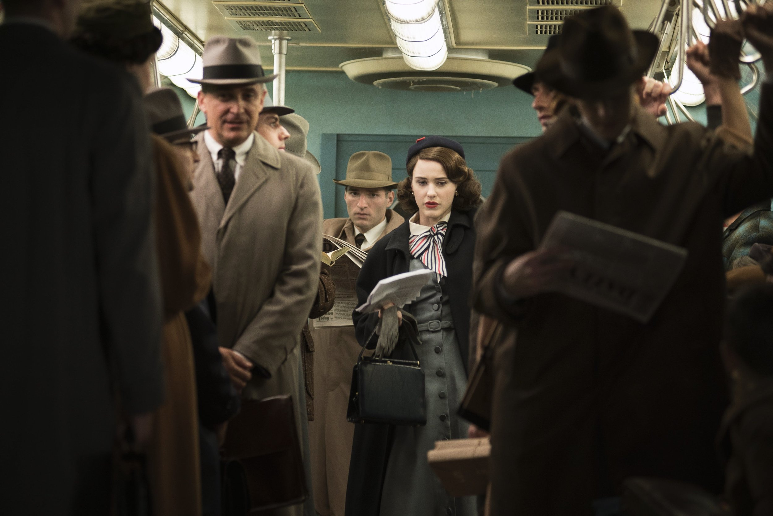 Photography: The Mavelous Mrs. Maisel