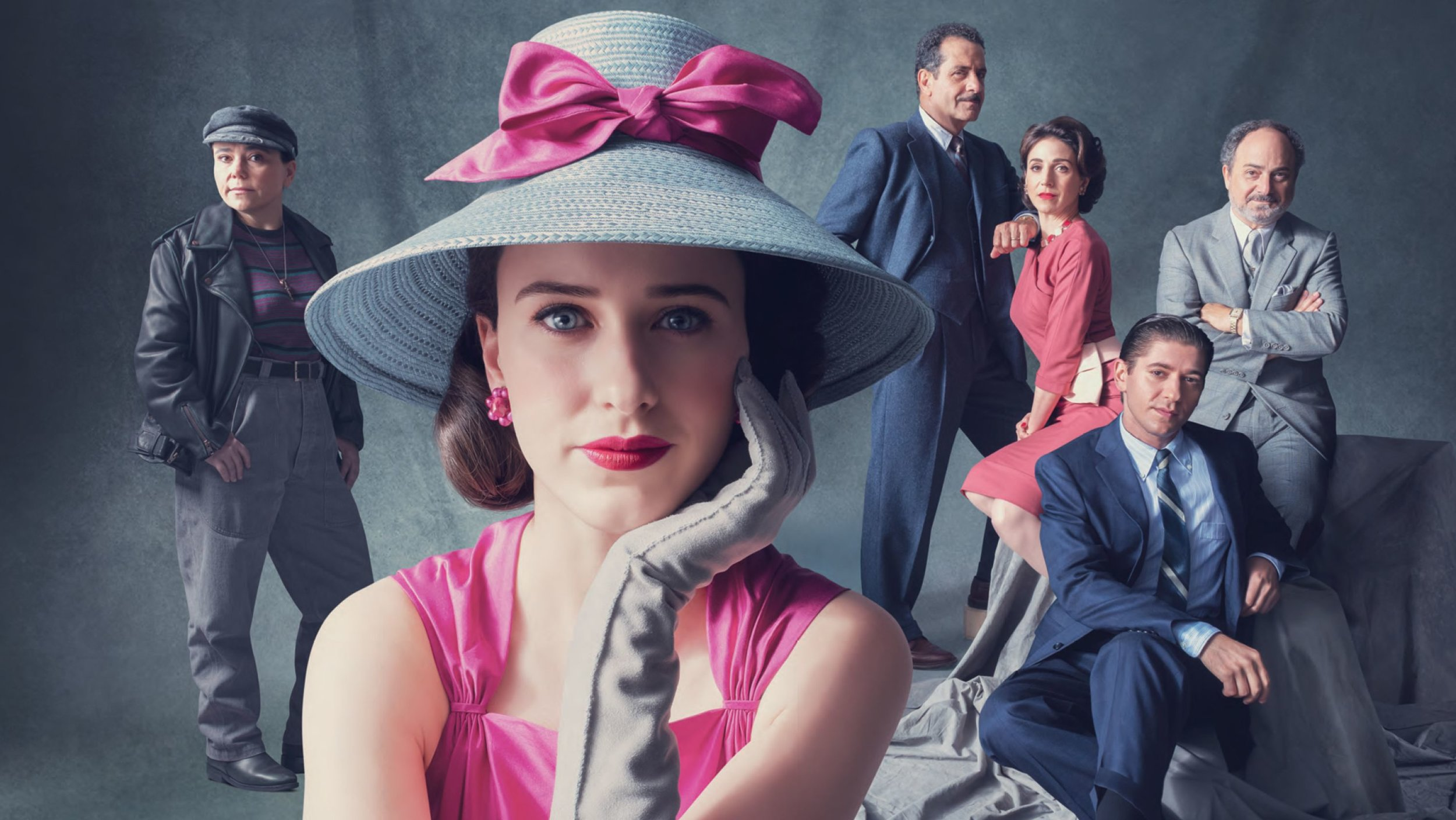 Photography: The Marvelous Mrs. Maisel