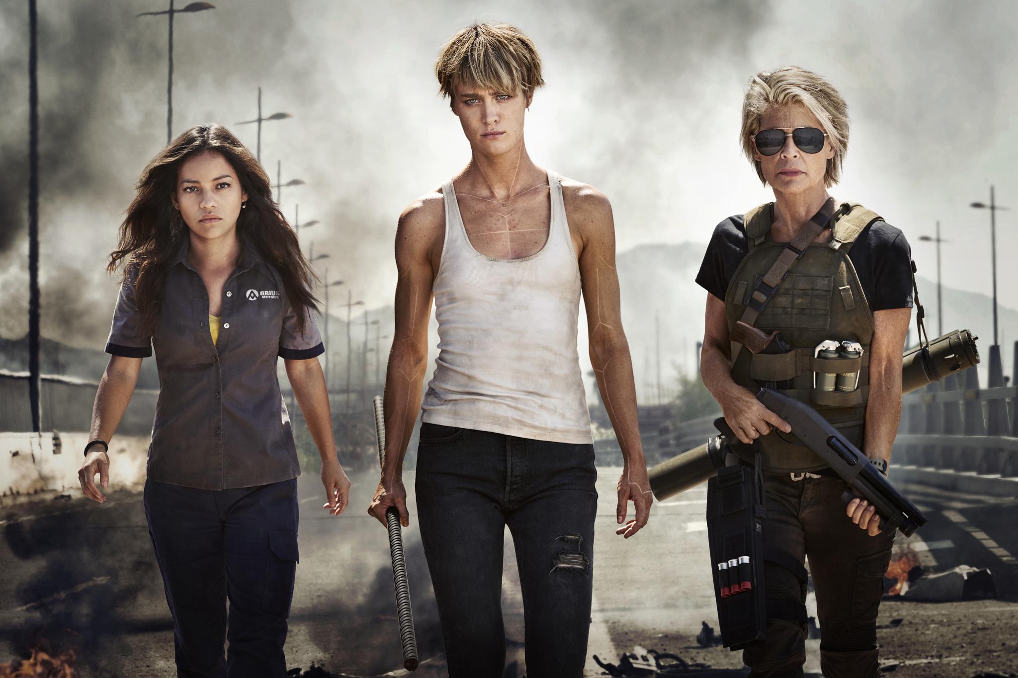 Photography: Terminator: Dark Fate