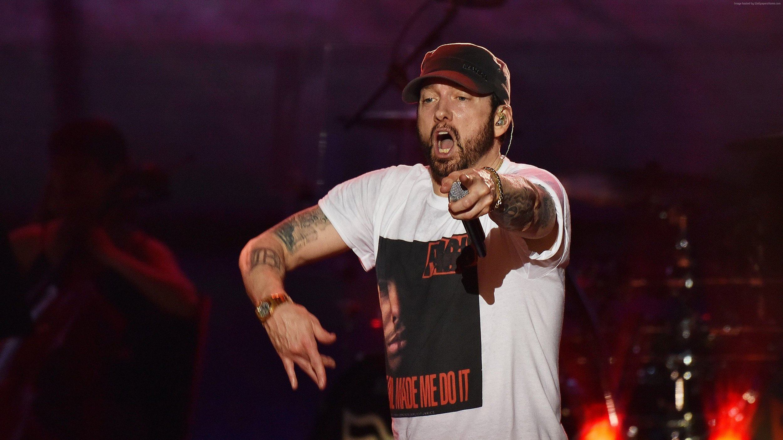 Photography: Eminem