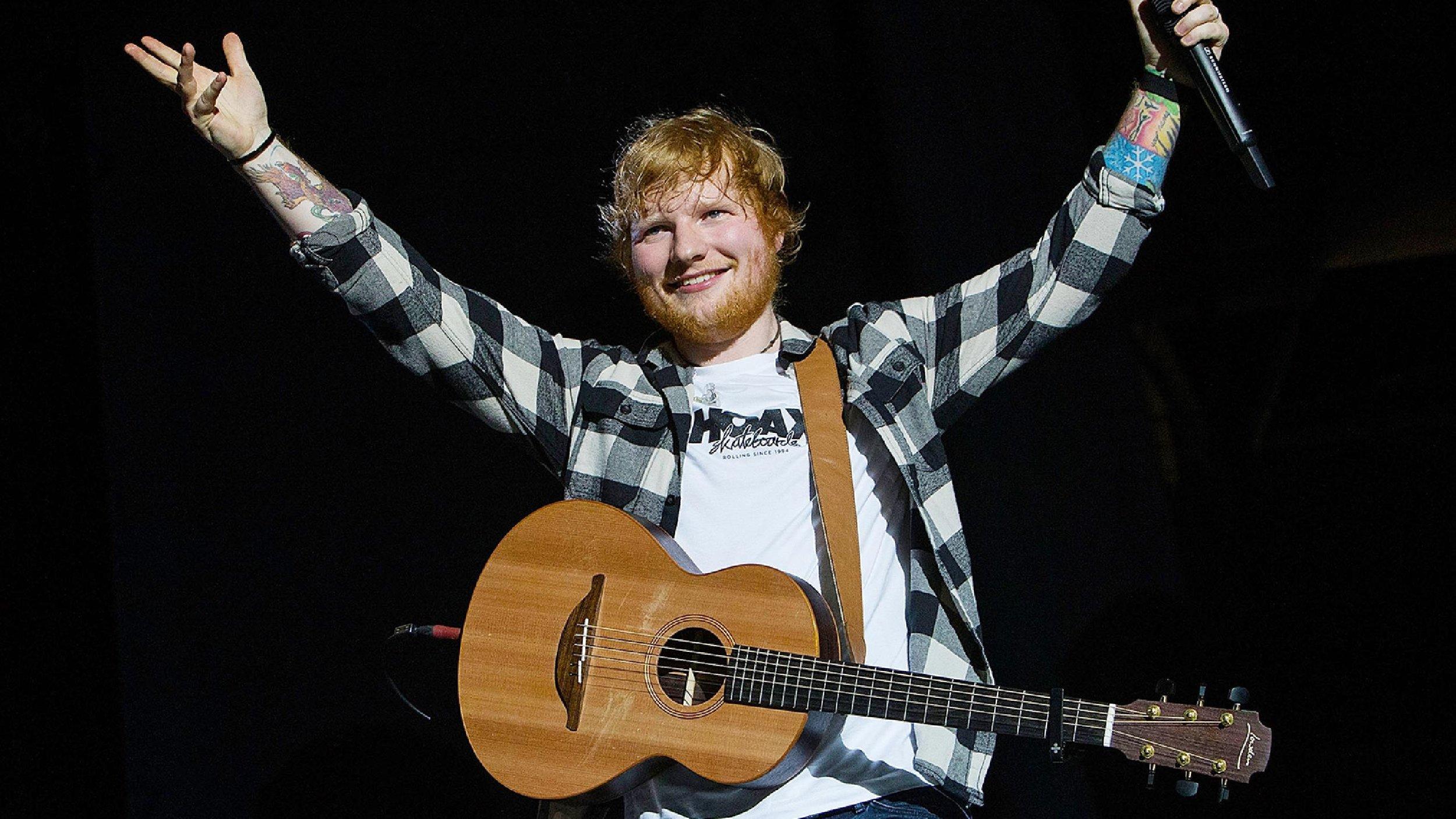 Photography: Ed Sheeran