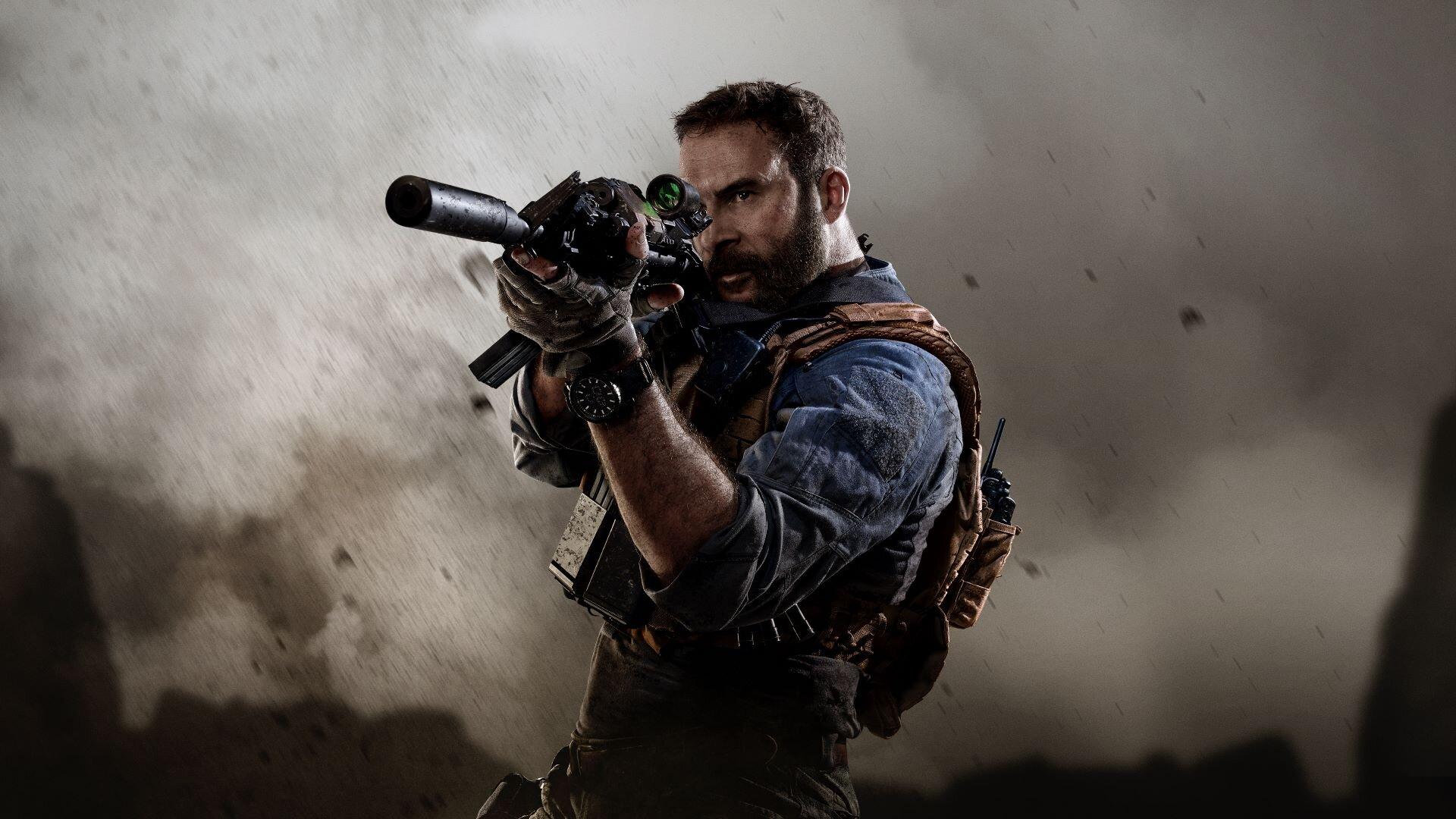 Photography: Call of Duty Modern Warfare
