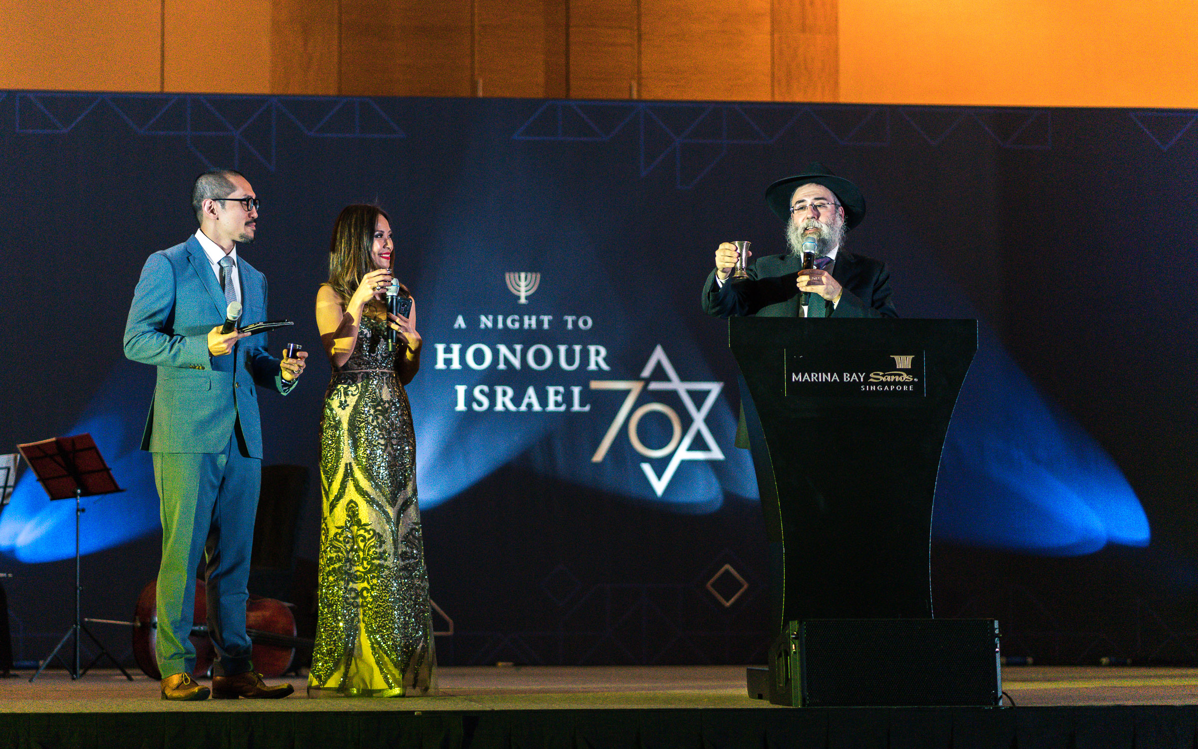 A Night to Honour Israel 2018