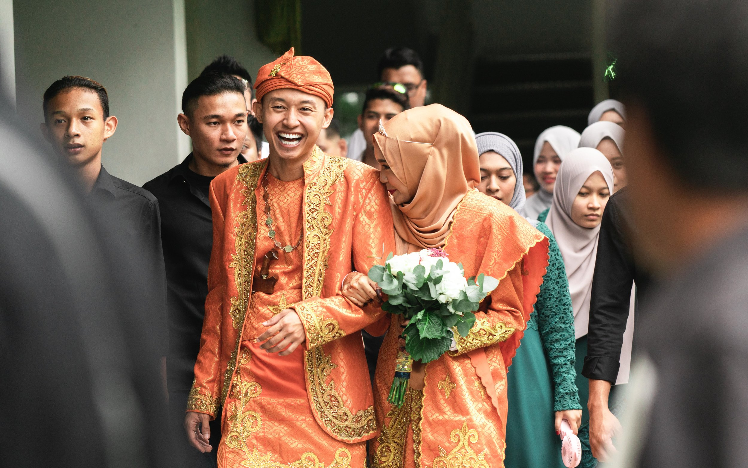 Wedding of Munira & Khidir