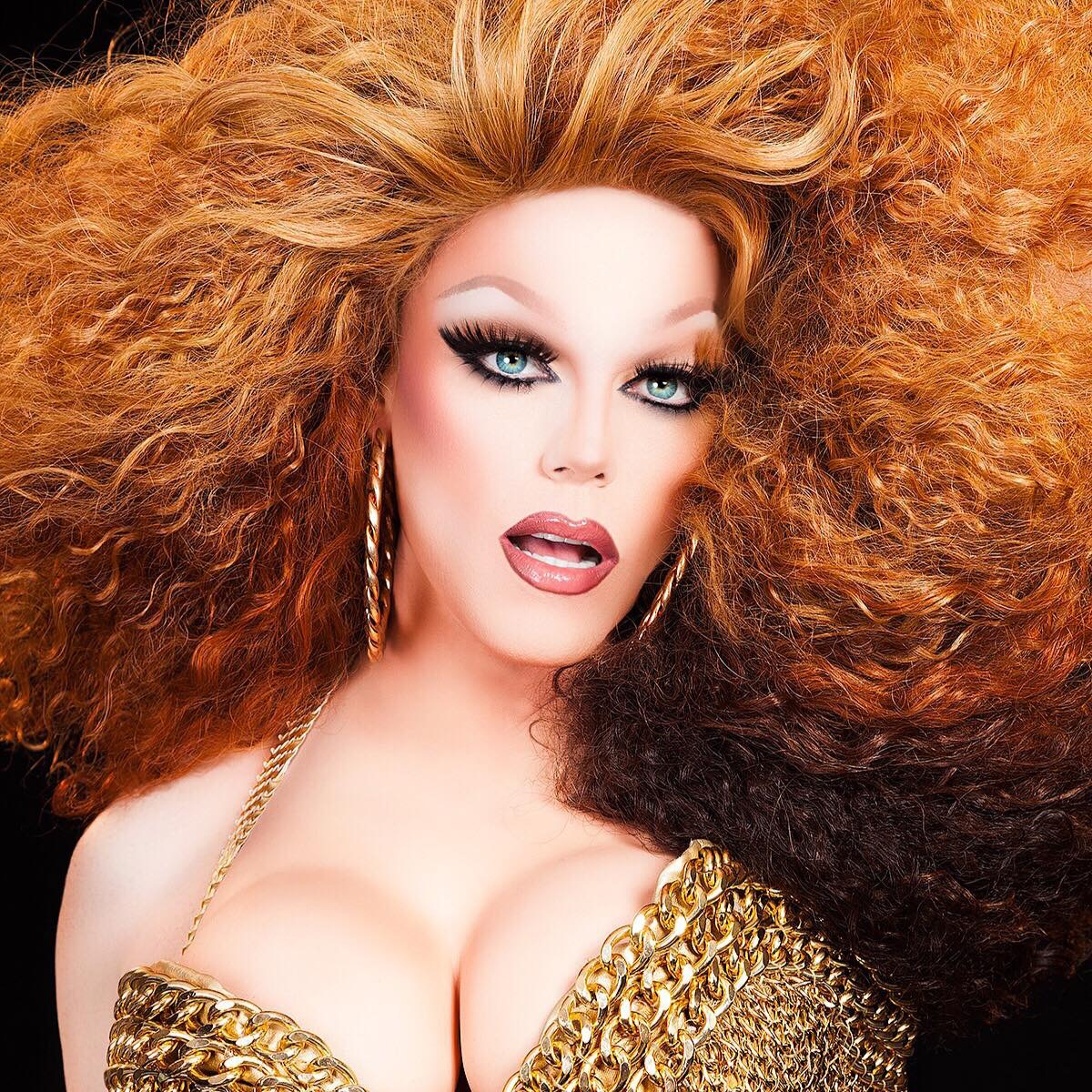 Morgan McMichaels - from Rupaul's Drag Race