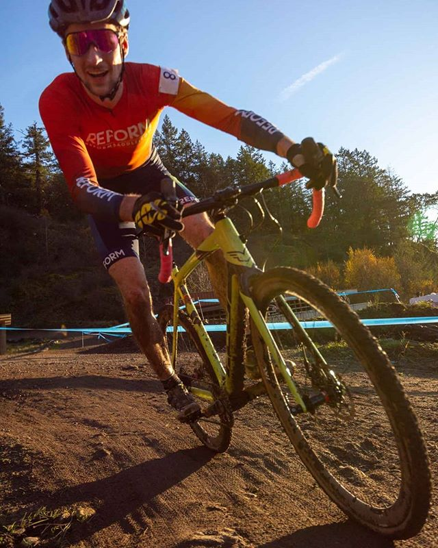 #cxfever Running high for us! Our CX guru, Jackson capped off his season last weekend at @crossontherock BC Provincials.