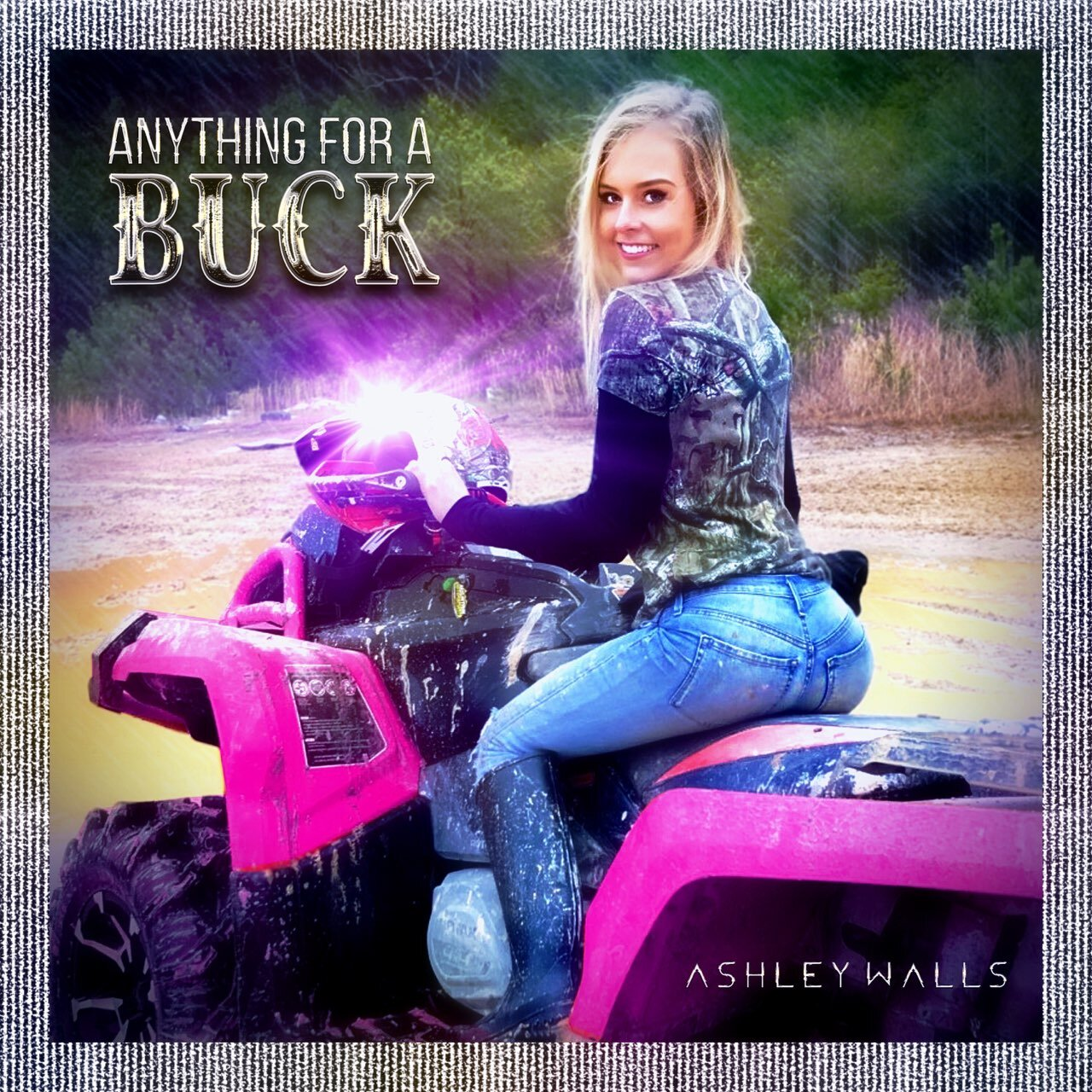 Anything for a Buck - It's finally here!! Anything for a Buck is out just in time for buck hunting season. Listen to this one for an upbeat song when you're on your way hunting, going to a party, or wanting to have a great day.