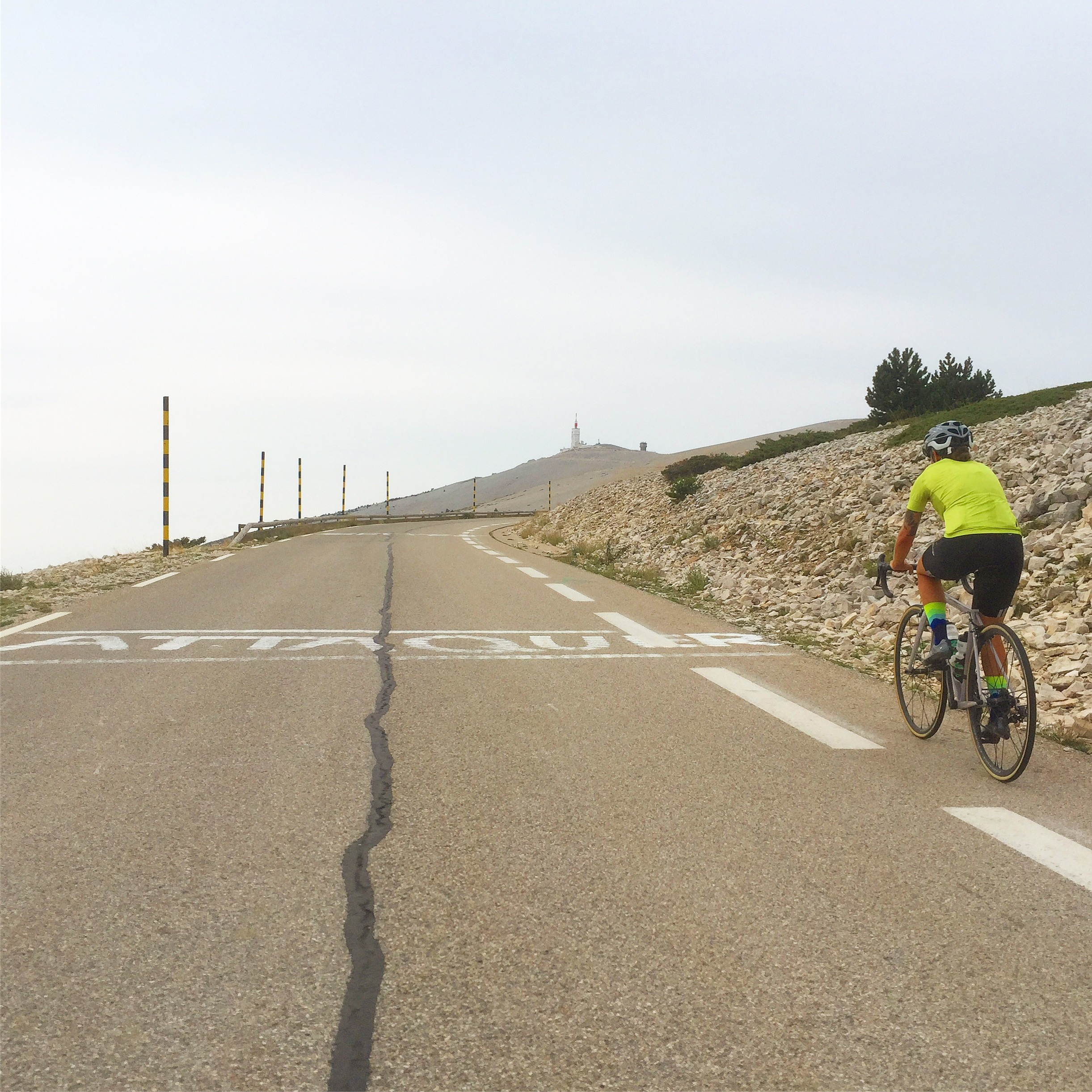 Conquering Ventoux - 5 days