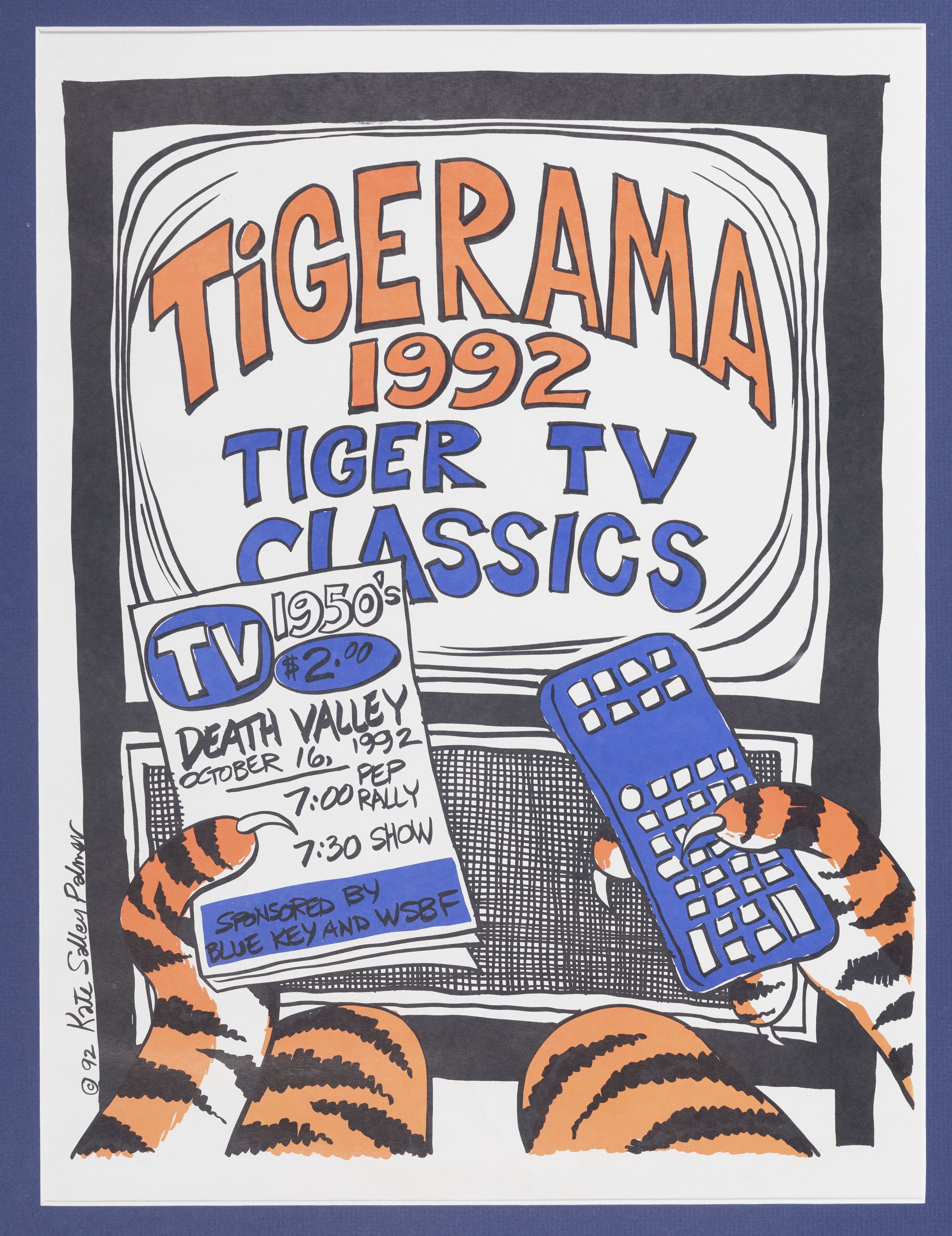 Tigerama 1992