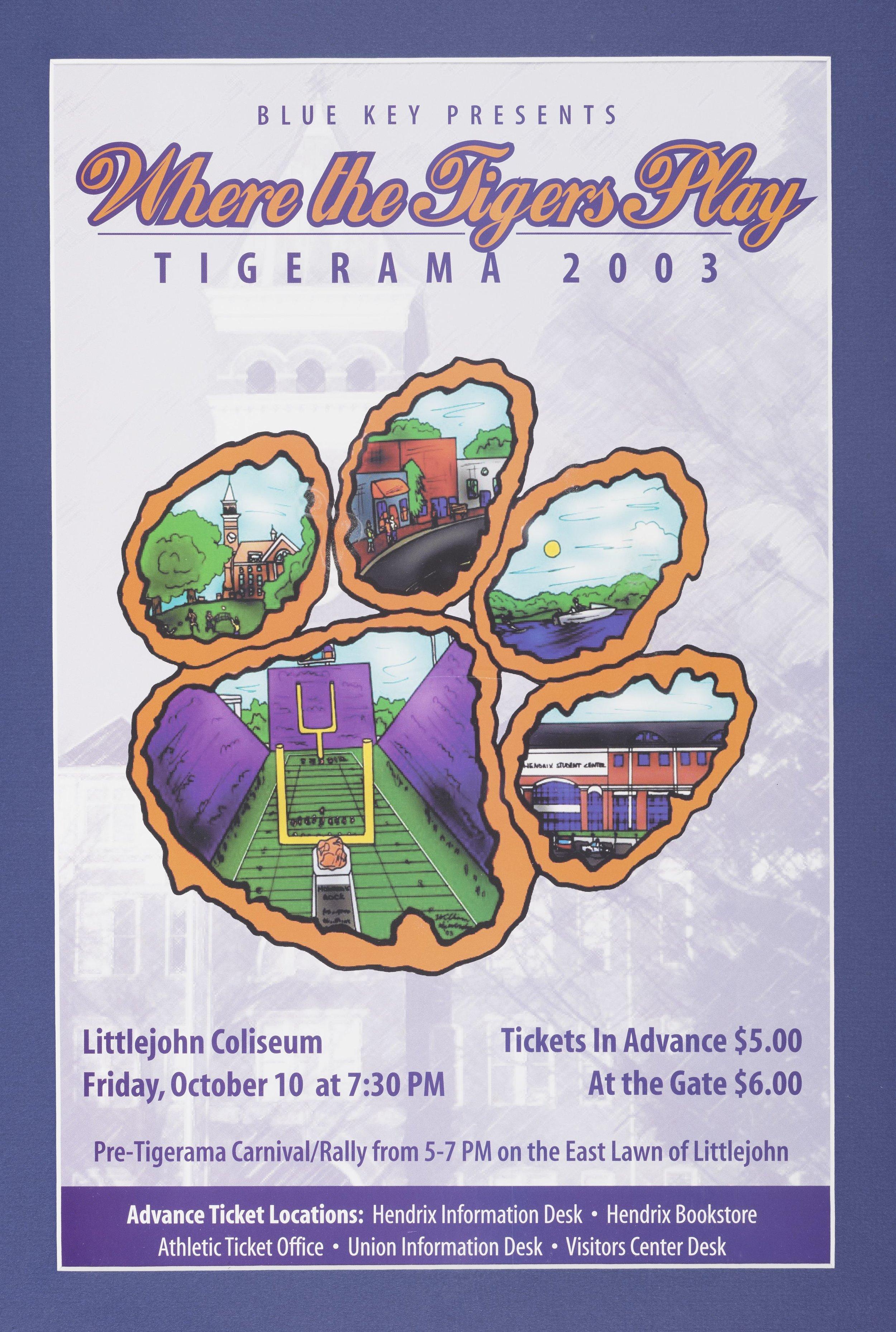 Tigerama 2003