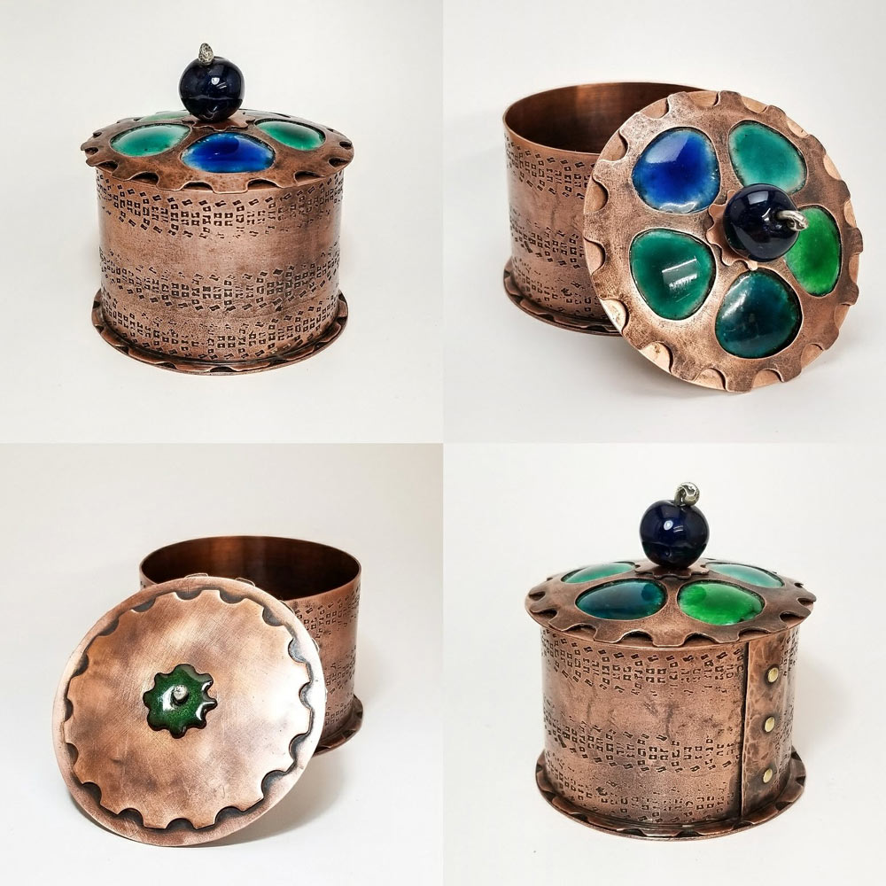 Stacey Russell Booth | Metalsmith Artist | Contemporary Jewelry | Denver, Colorado