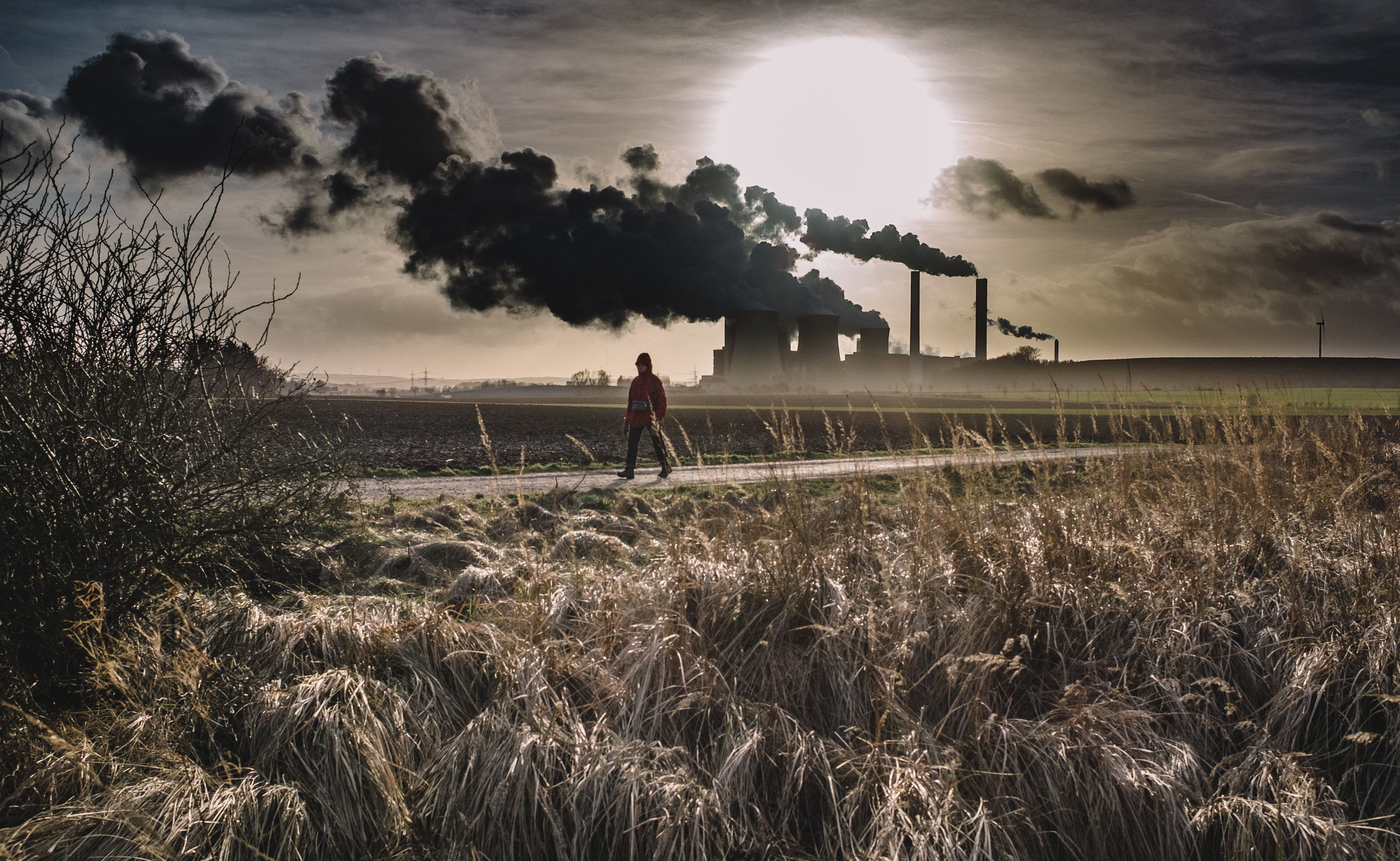 The US produces more than 5 billion tons of greenhouse gases every year, and is the second leading country in the world by emissions. Photo credit: Thomas Hafeneth