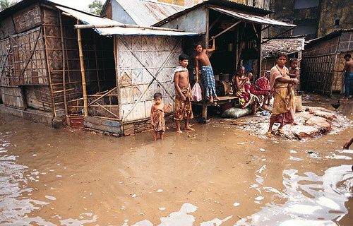 Impoverished communities are the most affected by climate change. Photo credit: World Resources Institute