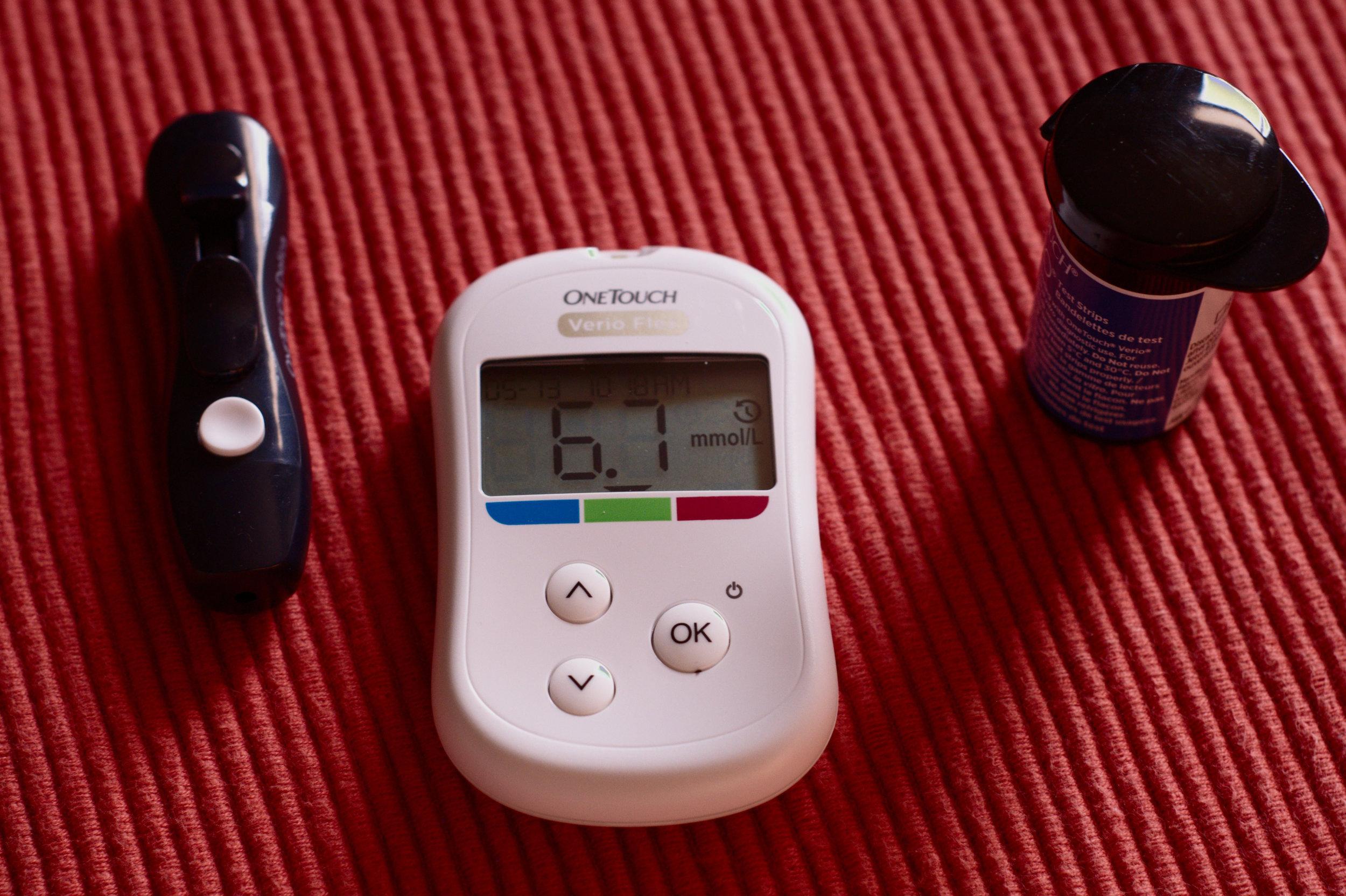 Type 2 Diabetes. Photo credit: Kate