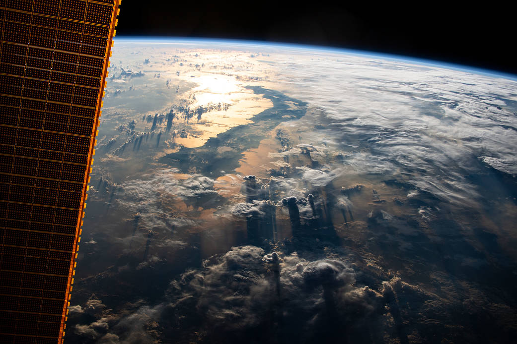 All images credited to NASA.