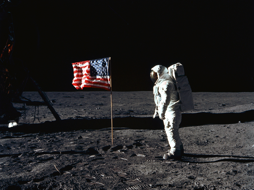 WHEN LEAPS TURN TO BOUNDS - Celebrating 50 years since we walked on the moon... and where we go from here